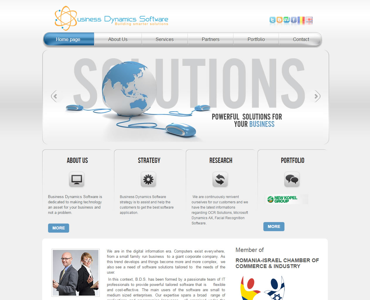 Business Dynamics Software
